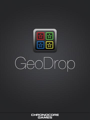Игра GeoDrop HD
