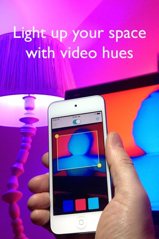 Hue TV screenshot 1