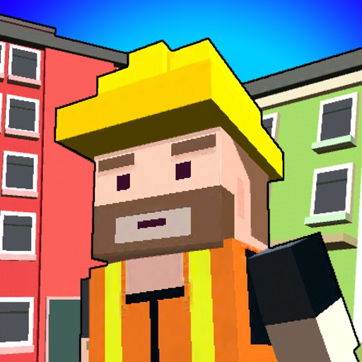 Clicker Town: Free Idle Tapper iOS App