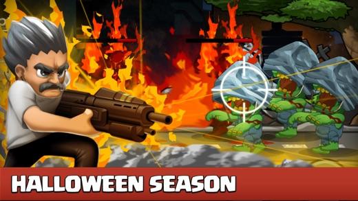 Zombie Revenge - Monster Hunter of Hero Legend Screenshot