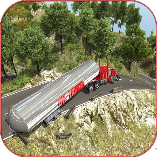 Offroad Oil Tanker Truck Cargo iOS App