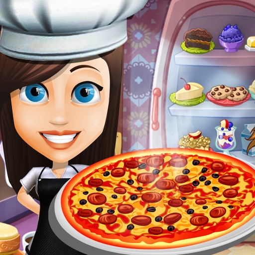 Italian Pizza Cafe : Master-Chef Cheese-burger & Pizzeria Fast Food Restaurant Chain iOS App