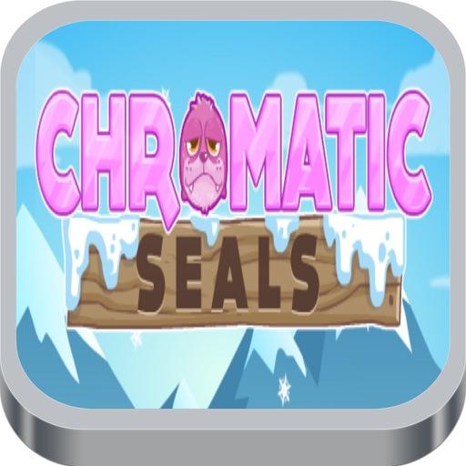 Chromatic Seals Very Fun iOS App