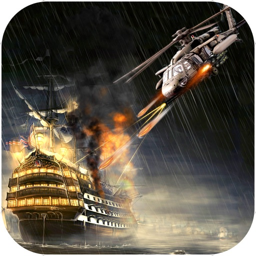 Seaport Defence Fighter : 3D Action Game iOS App