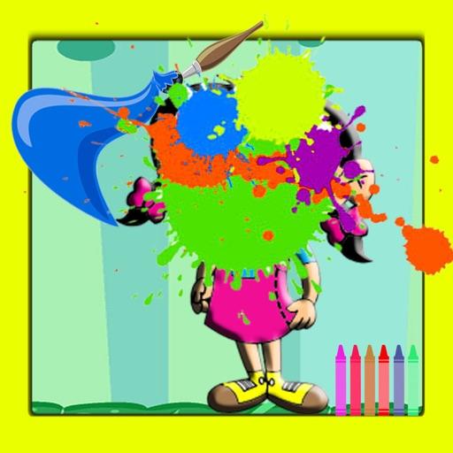 Color For Kids Game Baby Einstein Version iOS App