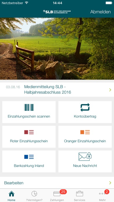 Screenshot von Spar- und Leihkasse Bucheggberg1