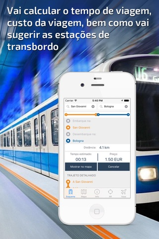Rome Metro Guide and Route Planner screenshot 3
