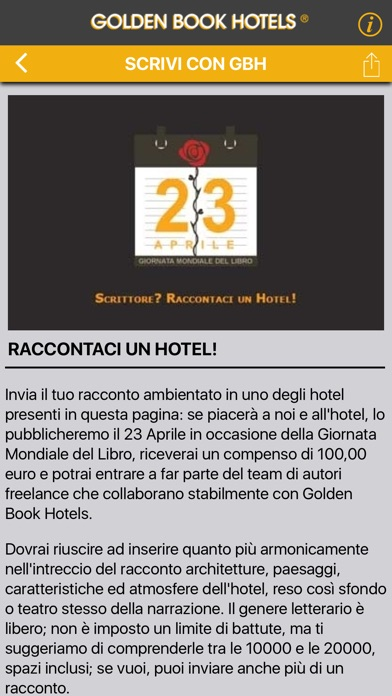 Screenshot of Golden Book Hotels3