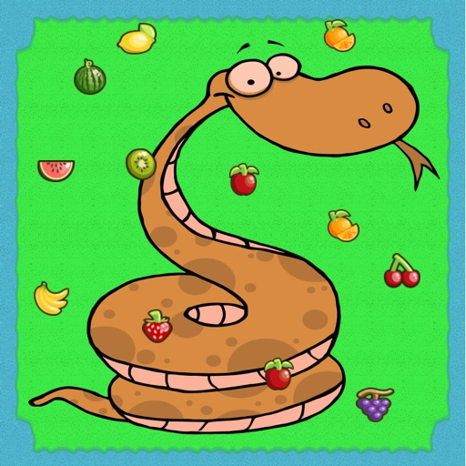 Snake Classic Kids Games iOS App