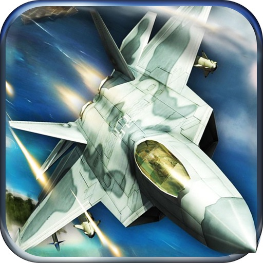 American Fighter Frontline Jet Defence Pro 3D iOS App