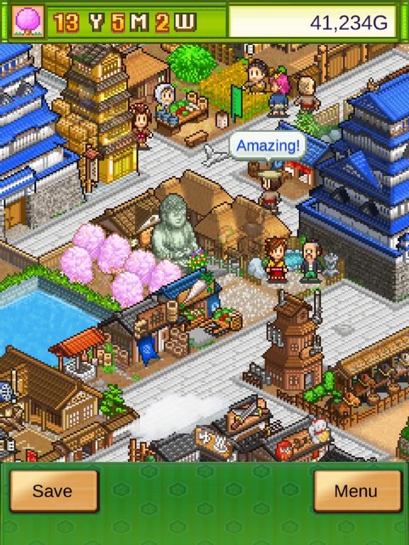 Oh Edo Towns screenshot 6