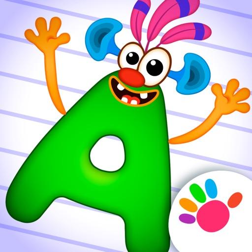 Супер АЗБУКА! FULL Игры, обучающие детей: алфавит