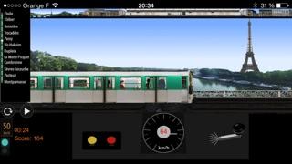 Screenshot for Simulateur Métro de Paris in Lebanon App Store