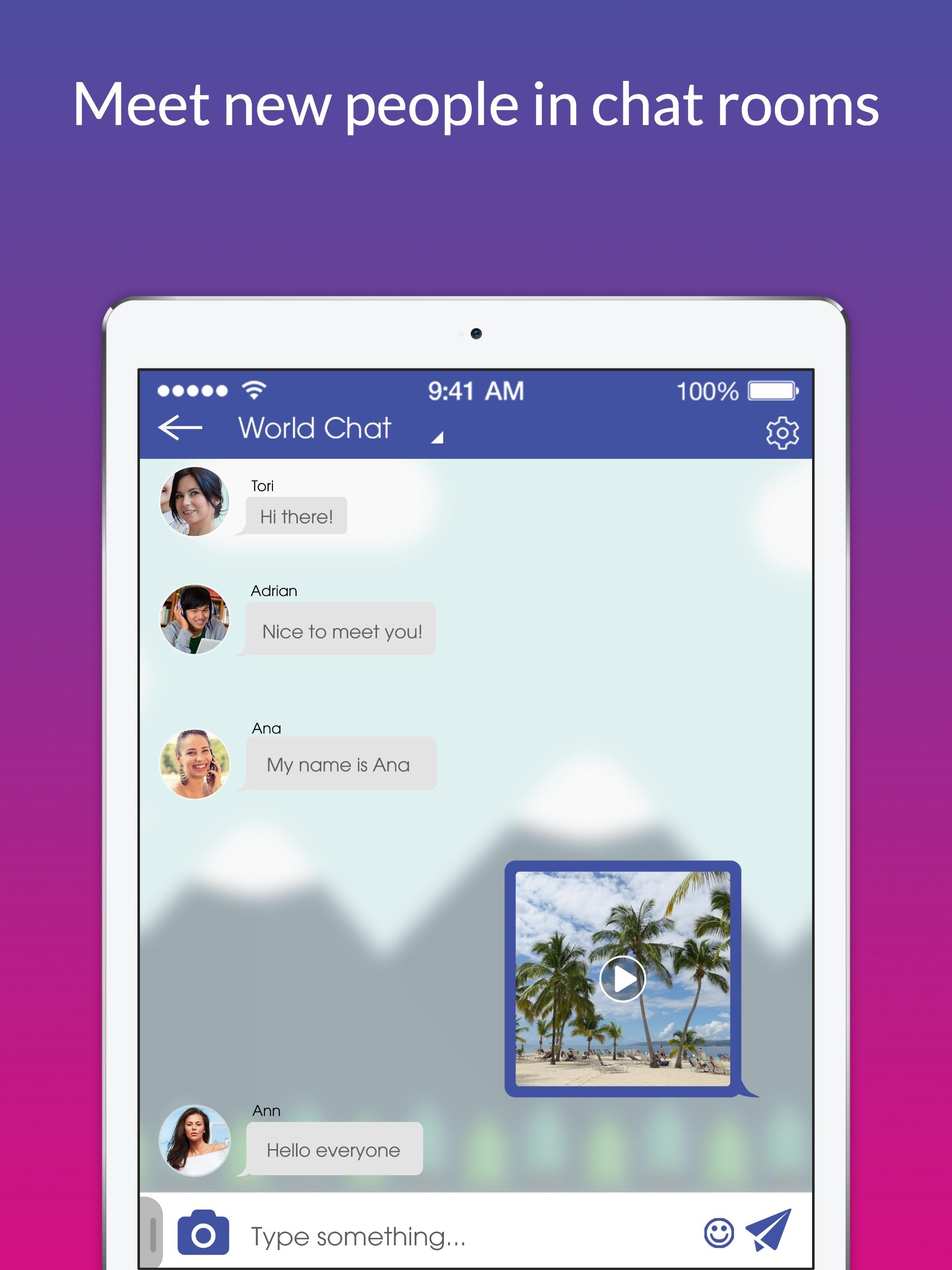 Dominican Social   Chat  Dating  Meet Dominicans by Innovation     AppAdvice Dominican Social   Chat  Dating  Meet Dominicans screenshot