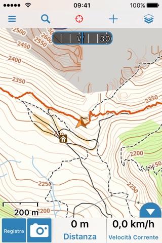 Gaia GPS Classic screenshot 1