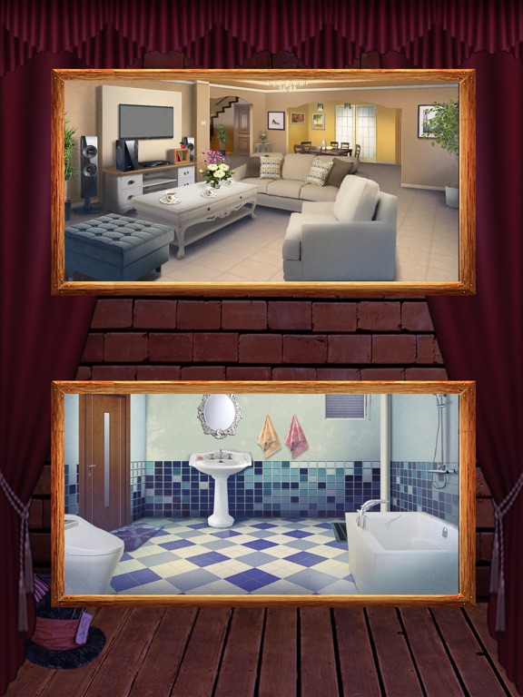 No One Escape - Adventure Mystery Rooms game-ipad-4