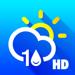 10日間天気予報無料: HDのライブアニメーション壁紙24時間の詳細天気予報 +