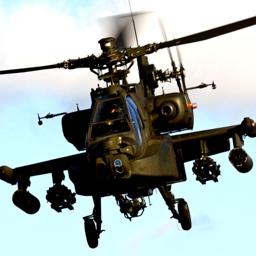 Air Helicopter Flight - Activate The Turbo iOS App