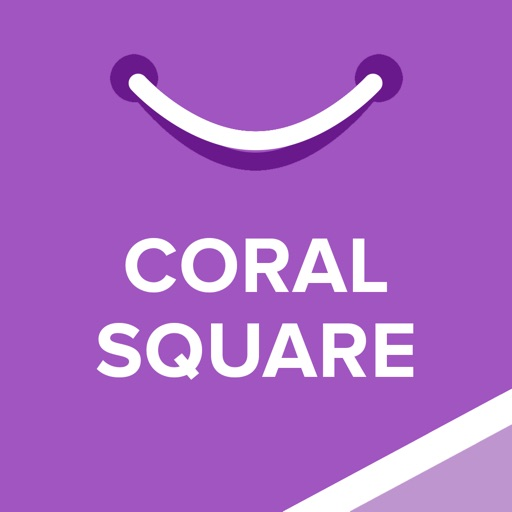 Coral Square, powered by Malltip iOS App