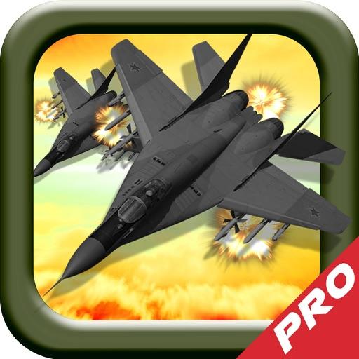 Aircraft Burning Combat Pro iOS App