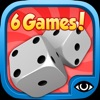 Dice World - 6 Fun Free Games