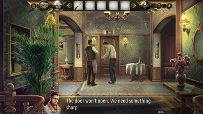 Murder in the Alps screenshot two