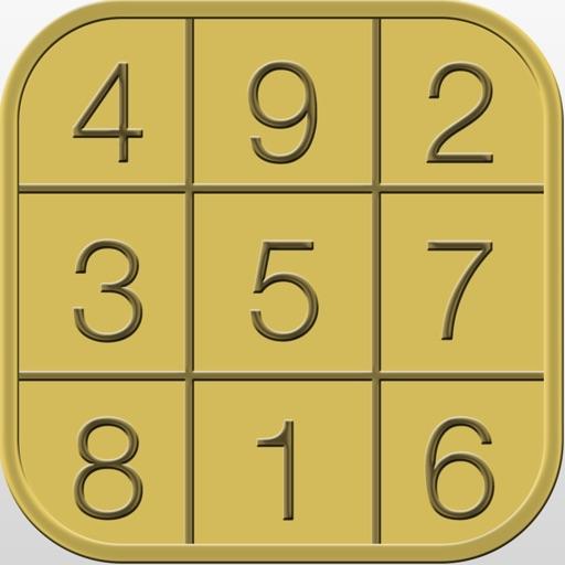 Sudoku∞ Golden - Infinite free puzzles iOS App