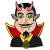 Dracula Stickers