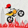 Real Stunt Racing-The Doodle Bike &Car Crash Games