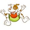 Animal Stickers cartoon gli animaletti divertenti