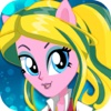 Equestria Girls for Create SHIRT DRESSES Character