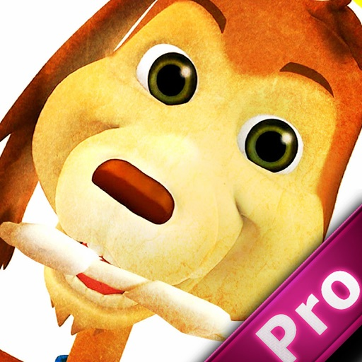 Animal Dog Pro: Through the cut the rope game iOS App