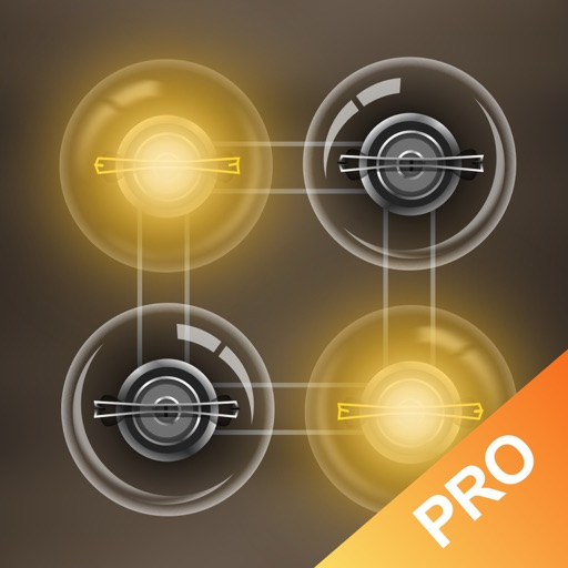 Classic Lights Off Pro - Lights out puzzle game