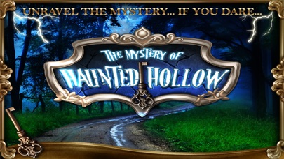 Mystery of Haunted Hollow: Adventure Escape Games screenshot one