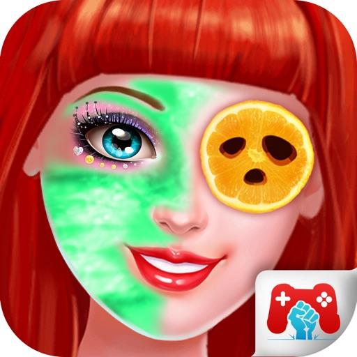 Halloween Scary Girl Makeover iOS App