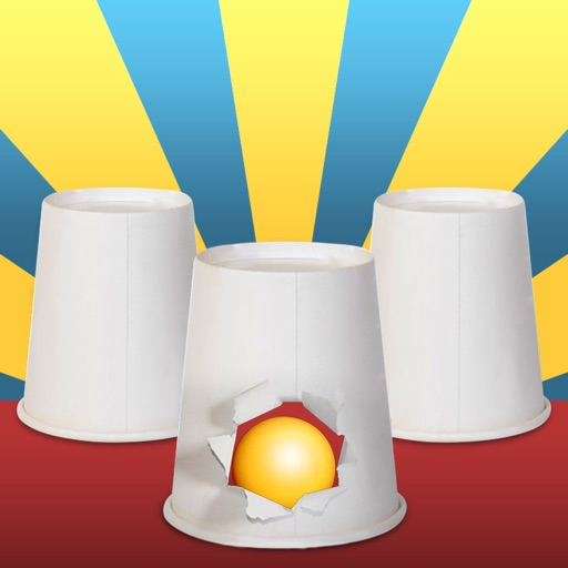 Whack The Cup - find the hidden ball iOS App