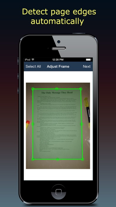 Best Receipt App Word Fast Scanner  Pdf Doc Scan On The App Store Contractors Invoices Pdf with Receipt Spindle Excel Iphone Screenshot  Federal Tax Receipts