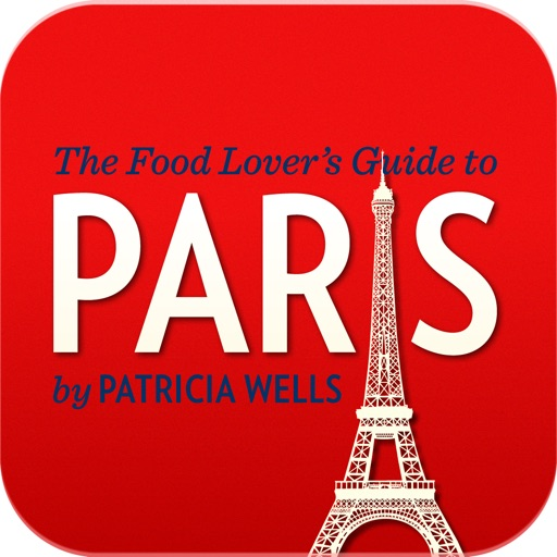 The New Food Lover's Guide to Paris App Ranking & Review