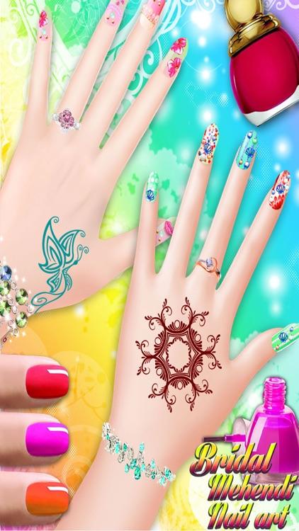 Bridal mehndi and nail art manicure mehndi designer games for bridal mehndi and nail art manicure mehndi designer games for girls prinsesfo Images