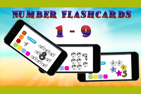 number abc baby flashcards for toddlers kids screenshot 2