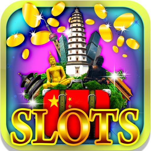 Beijing Slot Machine: Roll the Chinese Dragon dice iOS App