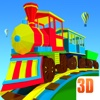 Timpy Train In Fantasy Land - Free 3D Toy Train Game For Kids