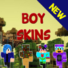 New Boy Skins - Cute Skins for Minecraft PE & PC