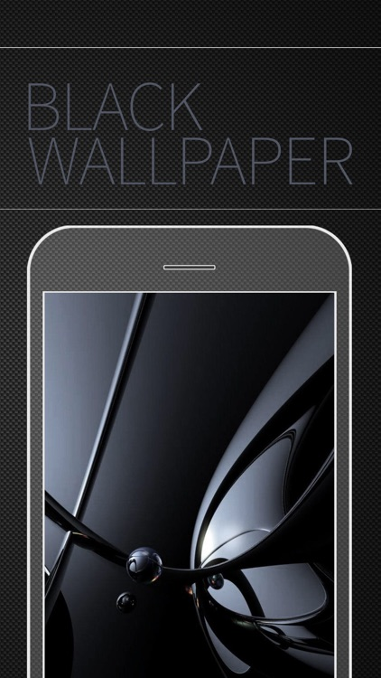 Black Wallpaper HD – Dark Abstract Themes for Home & Lock