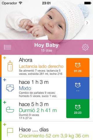 Baby Tracker - Newborn Log screenshot 1