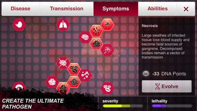 Screenshot for Plague Inc. in United States App Store