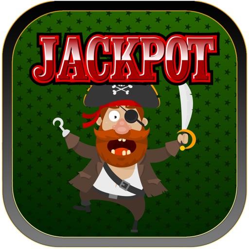 Paradise Slots Pirate Atlantic Casino - Free Bonus iOS App