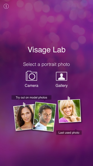 Visage Lab PRO: you cam makeup plus beauty camera Screenshots