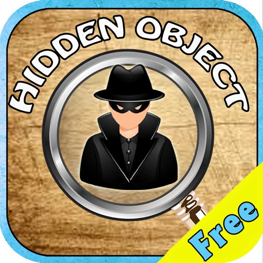 Free Hidden Objects:Thieves Society Hidden Objects iOS App