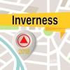 印威內斯 離線地圖導航和指南